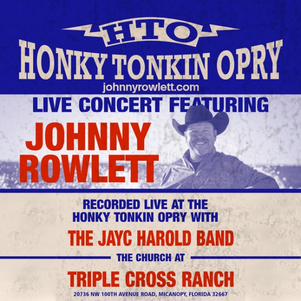 Live From HTO - Johnny Rowlett