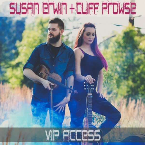Susan Erwin and Cliff Prowse - Susan Erwin