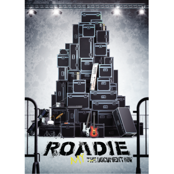 Roadie: My Documentary Film with Extra Content - TJ Hoffmann