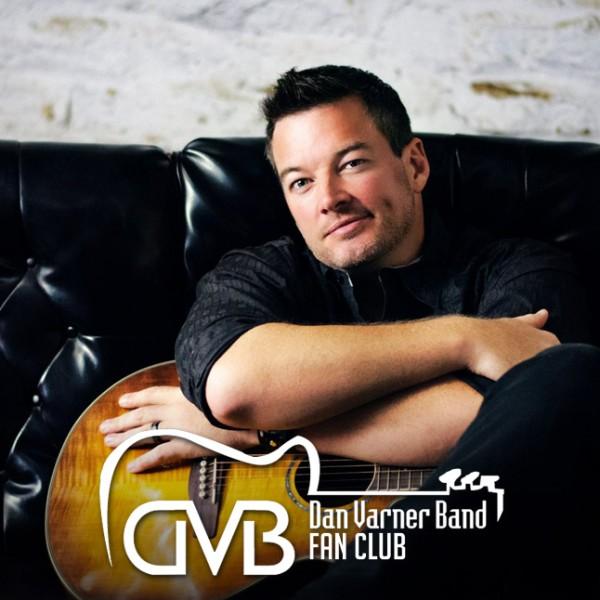 Dan Varner Band Fan Club - Dan Varner
