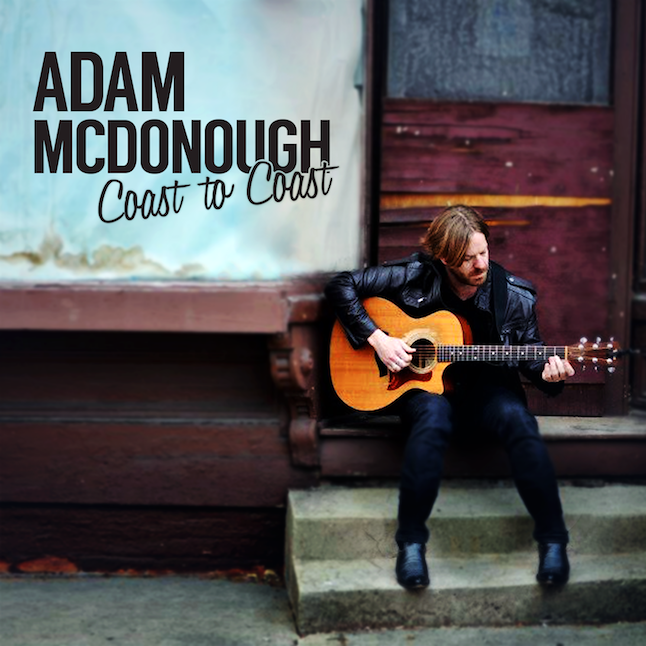 Fix Us - Adam McDonough