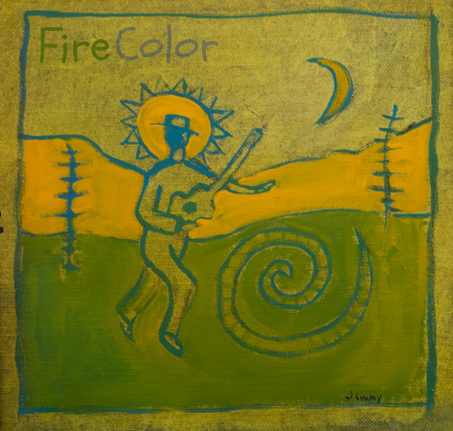 Fire Color - Dave Cleveland