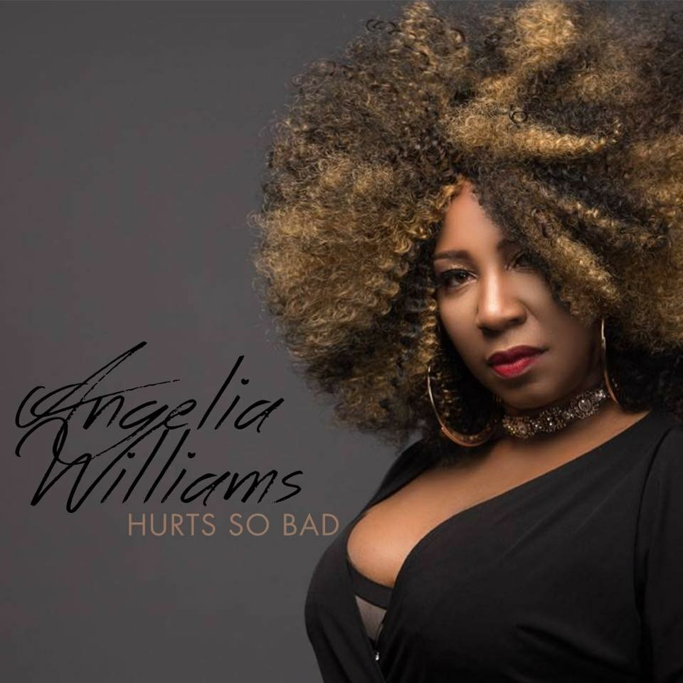 Hurt So Bad - Special Edition Single - Angelia Williams