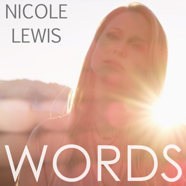 Words - Single - Nicole Lewis