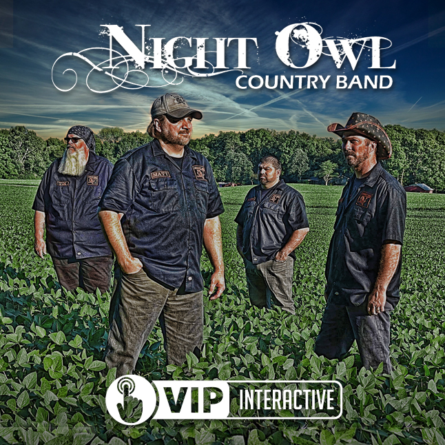 VIP Interactive - Night Owl Country Band