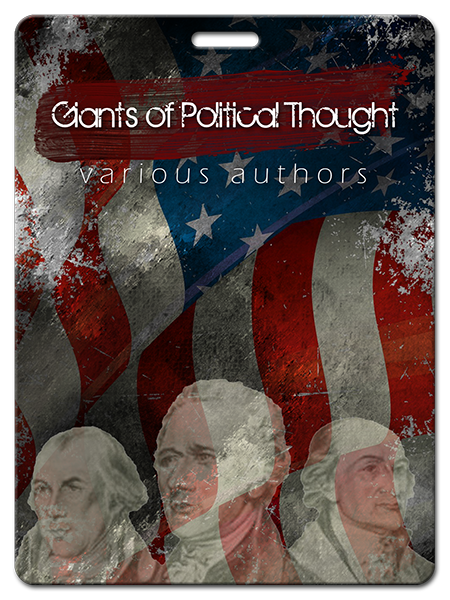 Giants Of Political Thought - Various Authors