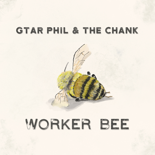 Worker Bee EP - Gtar Phil